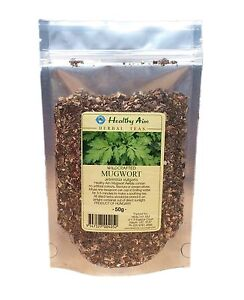 MUGWORT Wildcrafted Herbal TEA 50g Preservatives-Free Premium Grade