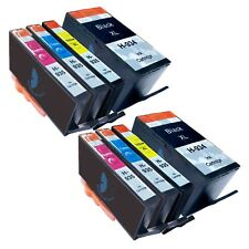 8 PK New 934XL 935XL ink cartridges for HP OFFICEJET PRO 6230 6830 6835-NEW CHIP