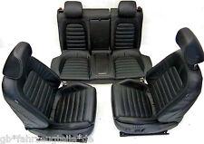 VW Passat CC 4-Sitzer elek. Leder Ausstattung Sitzheizung Memory Schwarz Bj.10