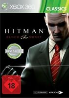 Microsoft Xbox 360 Spiel - Hitman: Blood Money DEUTSCH mit OVP