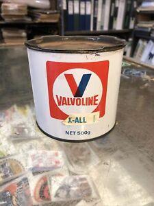 Valvoline Vintage 500 G Grease Can