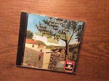 Poulenc-Aubade/Concerto pour piano pour 2 pianos [CD album] EMI PRETRE