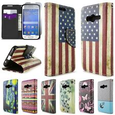 For Samsung Galaxy Ace NXT Case - Flip Folio Wallet Pouch Design Phone Cover