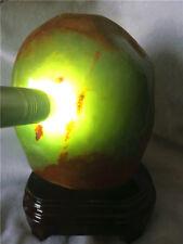 2400g  Jadeite Boulder - rough raw Cut Natural Jade Specimen #8
