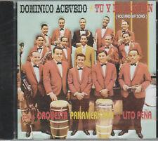 Dominico Acevedo - Tu Y Mi Cancion -Rare Non-Remastered New CD - 1217