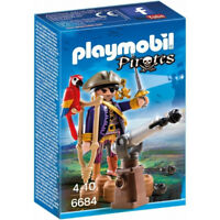 Playmobil 6684 Pirate Captain - Fast Delivery