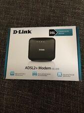 D-Link ADSL2+ Modem DSL321B