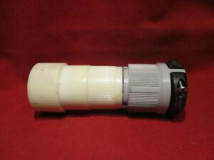 Bryant Arrow Hart Male Female 30A 250V Twist Lock Plug Set Nema L6-30