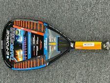 E-Force Darkstar 160 Racquetball Racquet, Grip 3 5/8 , BRAND NEW