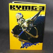 KYMG 3 YUSUKE KOZAKI ILLUSTRATIONS - ANIME MANGA ARTBOOK NEW