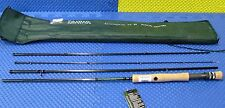 Daiwa Algonquin AGQF9084 #8 Pack Fly Rod 4Pc NEW!!