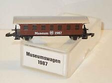 Märklin mini-club Museumwagen 1987