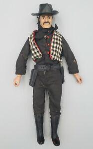 """Butch Cavendish 10"""" The Lone Ranger Marx Gabriel Vintage 1973 Action Figure"""