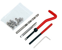 M6 x 1.0   Thread Repair kit 25 piece Helicoil Compatible 6mm Damaged Threads