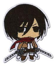 *NEW* Attack on Titan Chibi Mikasa Ackerman Patch