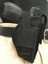 Pro-Tech Outdoors Gun Holster fits Sig Sauer P-365 Black Nylon Ambidextrous OWB