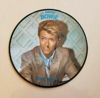 David Bowie Let's Talk Interview Picture Disc