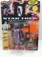 "NEW *Sealed* STAR TREK Generations Playmates 5"" Action Figure GUINAN Whoopi"
