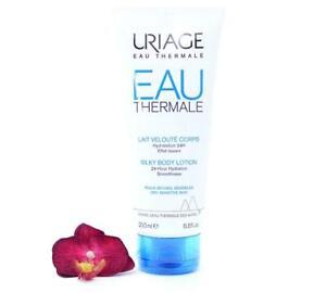 Uriage Eau Thermale - Silky Body 24h Moisturizing Lotion 200ml