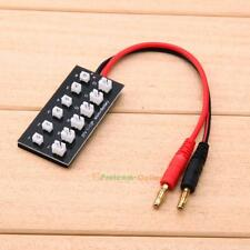 Battery Charging Board 3.7V Ultra Micro JST-PH Parallel Connect Plate 4mm Plug
