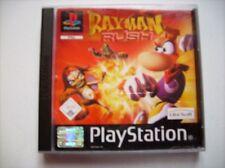 Rayman Rush PS1 Playstation 1