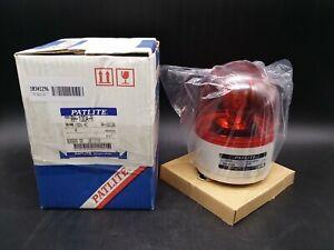 Patlite RH-100A-R Revolving Warning Light