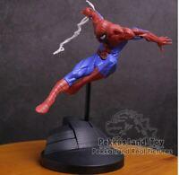 Spiderman CREATOR X CREATOR The Amazing Spider Man PVC Figure Collectible Model