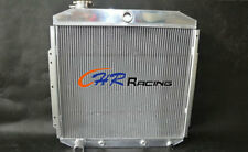 Aluminum radiator for FORD PICKUP F350 F250 F100 FORD Engine 1953 1954 1955 1956