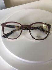 Calvin Klein Collection Round CK8023 208 Tortoise Brown 49mm Eyeglass Frame 8023