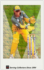 1998/99 Select Cricket Hobby Gold Parallel Trading Card No69 Aravinda De Silva