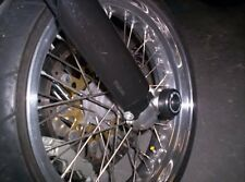 Yamaha YZ 450 F R&G Racing Fork Protectors FP0015BK Black