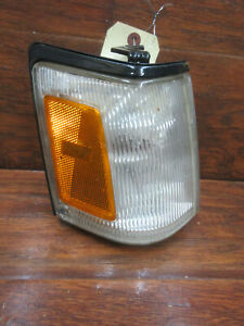 Subaru GL & Loyale, 1987, 1988, 1989, 1990, 1991 - 1994, Right Side Marker Light
