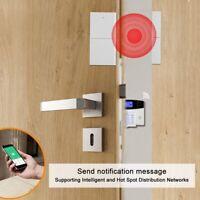 Tuya WIFI Door Magnetic Alarm Sensor Wireless Security for Alexa for Google Home