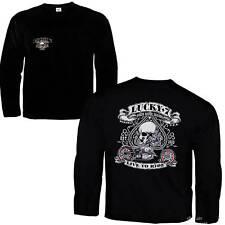 * Biker calavera Skull Harley-Choppers-motivo t-shirt * 4240 ls