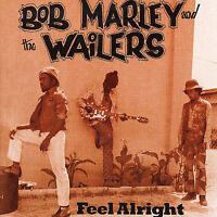 BOB MARLEY & THE WAILERS Feel Alright CD BRAND NEW Peter Tosh Bunny Wailer