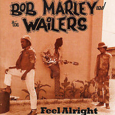 BOB MARLEY & THE WAILERS Feel Alright CD BRAND NEW Peter Tosh Bunny Wailer