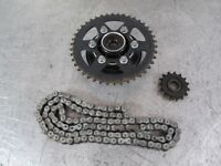 KAWASAKI Z1000 2010 Sprocket Set Complete 7922