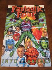 The Fantastic Four: Into the Breach by Carlos Pacheco 2002, Paperback Comic Book