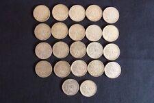 5 FRANCS SEMEUSE 1960/61/62/63/64- LOT de 22 PIECES  ARGENT Réf 225