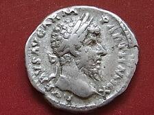 New listing Lucius Verus A.D.161-69 - Silver Denarius. Rev Equity standing to left. gVf/Vf