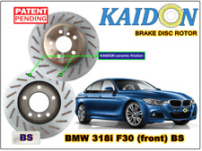 "BMW 318i F30 disc rotor KAIDON (front) type ""BS"" spec"