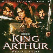 King Arthur von Hans Zimmer   CD   Zustand gut