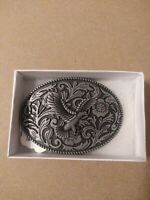 Eagle Belt Buckle Western Buckle