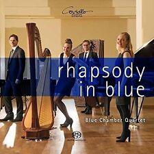 Bernstein / Blue Chamber Quartet - Rhapsody in Blue [New SACD] Hybrid SACD