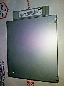 REMAN 2.3L TURBO COMPUTER  PF3 E5ZF-12A650-F3D 2.3L MT PCM ECM ECU MERKUR