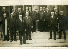 """""""Mr DOUMER et les Meilleurs Ouvriers 1931"""" Photo originale G. DEVRED (Agce ROL)"""