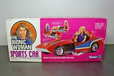 1977 Kenner The Bionic Woman Sports Car With Box