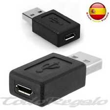 Adaptador Micro Usb Hembra A USB 2.0 AM Macho Converter Para Tablet Pc Adapter