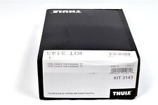 NEW Thule Fixpoint Fitting Kit 3143 for Roof Bars Corsa E Hatchback 2015 on