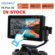 FEELWORLD F6 PLUS 5.5 Inch 3D LUT Touch Screen 1920*1080 Camera Field Monitor